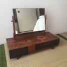 鎌倉彫 姫鏡台