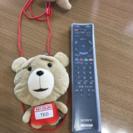 TEDがま口とパスケース