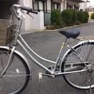 【2月中取引希望】訳あり 26インチ 普通の自転車