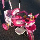 値下げです。可愛いミニマウスの三輪車です。