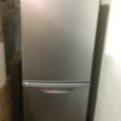 Panasonic 2009年製 NR-B141W  2ドア冷蔵庫...