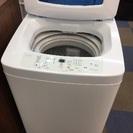 ハイアール 4.2キロ洗濯機 美品