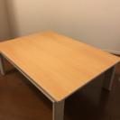 リバーシブル天板のこたつテーブル