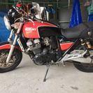 GSX400 インパルス 赤黒