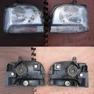 DA52V,DA62V ヘッドライト 左右セット