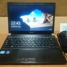 SSD120GB搭載 Dynabook R731/C i5 252...