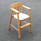 【0円】3~5歳 お子様用椅子 座面ヨゴレあり ●USED品