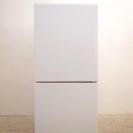 無印良品 2012年製 110ℓ2ドア冷蔵庫
