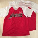【交渉中】日本代表応援ユニフォーム 2枚セット 女子ソフトボール