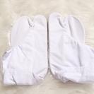 16cm お祭り 白 足袋 1回着用