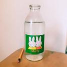うさぎのミッフィー、うさこちゃんのミルクボトル