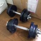 ダンベル12〜14キロ