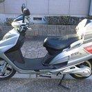 中国製?原付50cc扱いの電動バイク(動きますが綺麗ではありません)