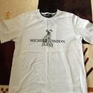 メンズミチコロンドンの白Tシャツ