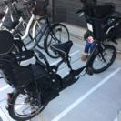 ブリヂストン アンジェリーノ 子供乗せ自転車