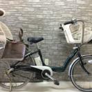 ブリジストン アンジェリーノ リチウム 電動自転車 子供乗せ