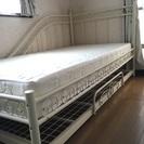 姫系スライド2段ベッド