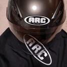 ARC ヘルメット XL ★免許取りたての方は半額★