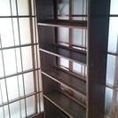 アンティーク本棚