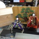 古~い年代物の雛人形です。/静舞■骨董■日本人形■湯河原・頓珍館■...