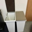 ゴミ箱 2分別