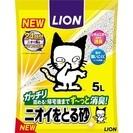 【猫砂】ニオイをとる砂 5ℓ
