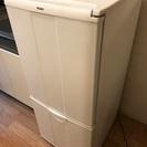 Haier 冷蔵庫 2010年製 3月1日まで引取 配送不可