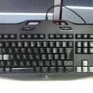 LogicoolゲーミングキーボードG105