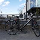 サイクルベースあさひの前カゴ付クロスバイク プレシジョントレッキング-H