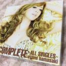 【浜崎あゆみ】CD+DVD•A COMPLETE ~ALL SIN...