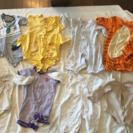 男の子17点★ベビー服、赤ちゃん、50〜80セット売り