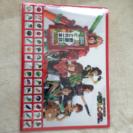 AKB48 ベジレンジャー クリアファイル