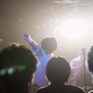 宮城県にお住まいのギター、ベース、ドラム、キーボード募集