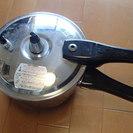 wonder chef☆圧力鍋(3L)