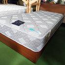 フランスベッド シングルベッド  W1000mm×D2000mm×...