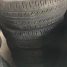 【17】205/60R15 ブリヂストン中古タイヤ4本セット