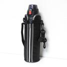 未使用スポーツ用ステンレスボトル 1L BLACK 水筒