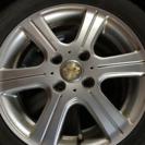 【46】155/65R14 ファルケン 中古タイヤ4本セット