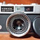 コニカ  カメラEE-MATIC Deluxe