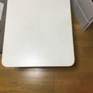 ニトリ 白テーブル