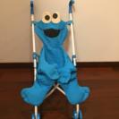 クッキーモンスターのべビーカー(三月まで)