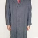 冬用ウールコート0 身長163cm、B体太り気味