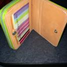 『値下げ』designers guild 財布 ミドリメロン