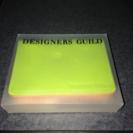 『値下げ』designers guild カードケース ミドリメロン