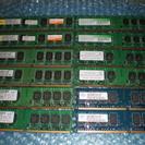 デスクトップ用メモリ DDR2-6400 2GB 2枚セット 中古