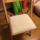 無印良品 折りたたみ椅子
