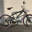 be bike BMX24インチ