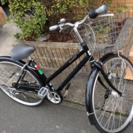 美品 シマノ 6段階 オートライト自転車