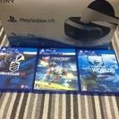 PIayStation     VR   +    おまけソフト3...