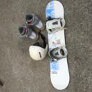 子供用スノーボードセット
